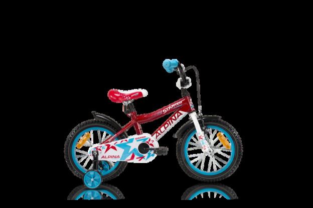 16-os bicikli
