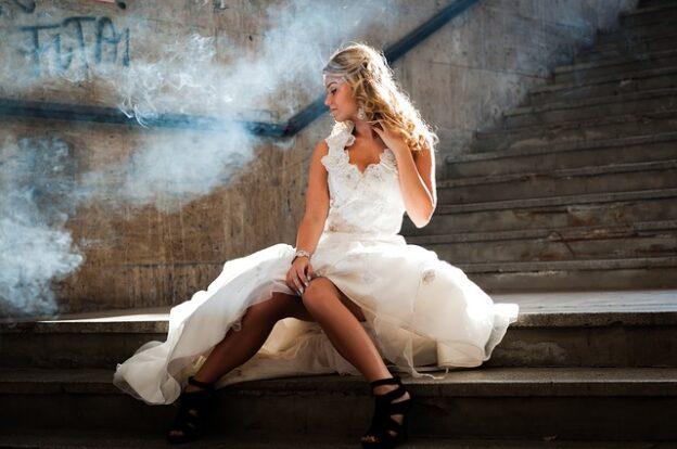 Lélegzetelállító esküvői ruhák